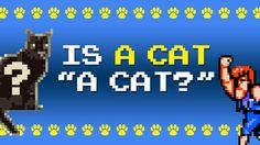 Is A Cat A Cat? (Derrida + Double Dragon) – 8-Bit Philosophy