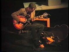 Derek Bailey - improvisation