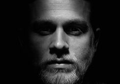 promo pic for Sons of Anarchy season 6 , Charlie Hunnam as Jax Teller