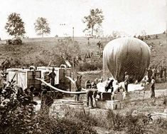 civil war pictures   Civil War Balloon
