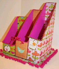 Cajas de cartón y cereal