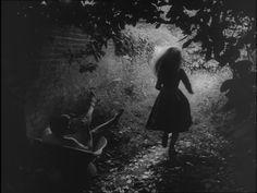 Anne-Marie Mallik in Alice in Wonderland (1966, dir. Jonathan Miller)