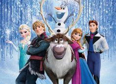 Frozen Kids yoga class plan!