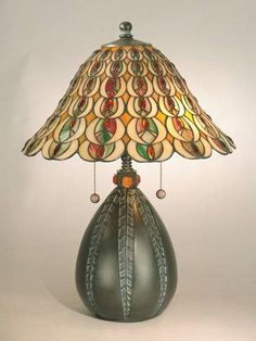 Dale Tiffany Palermo Table Lamp. This makes my heart hurt with joy.