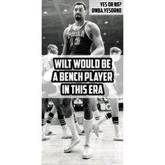 With that height? - Suggested by- @gooaatt_ - #NBAYesOrNo Follow me for more! - Tags: #NBA#nba#nba2k18#nbayesorno#nba2k #lebron#lebronjames#stephcurry#curry#lbj#kobe#mj#nbamemes#basketball#playoffs#nbafinals#ballislife#wilt#wiltchamberlain#chamberlain#sixers#philadelphia#76ers#lalakers#losangeles#losangeleslakers#bbb