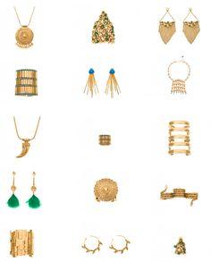 Diseños de la ultimas colección de joyas, inspiradas en Nueva México y en las civilizacion maya