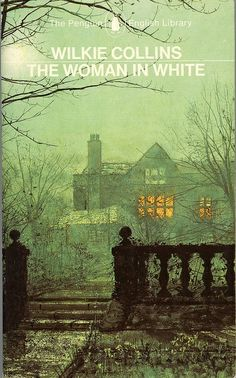 The Woman in White, Wilkie Collins ~ Sometimes cited as the first true mystery novelist, Collins is a must, and this book is as gripping as they come. http://flavorwire.com/434548/50-essential-mystery-novels-that-everyone-should-read/16/