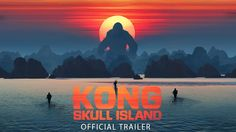 The Colossal Ape King Stands Tall as Monsters Rise From Below in a New 'Kong: Skull Island' Trailer