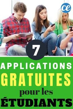 The 7 Greatest Free Pupil Apps. Back To School Hacks, High School, College School, Middle School, Application Telephone, Highschool Freshman, College Hacks, Study Motivation, Student Life