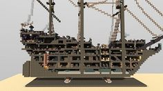 ~ Prismarina ~ Galleon * Celý interiér, World DL * Minecraft Project Minecraft Ships, Minecraft Medieval, Minecraft Plans, Minecraft Survival, Minecraft Designs, Minecraft Creations, How To Play Minecraft, Minecraft Projects, Minecraft Structures