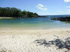 Honeymoon Beach, Jervis Bay, Australia