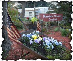 Markham Meadows Campground