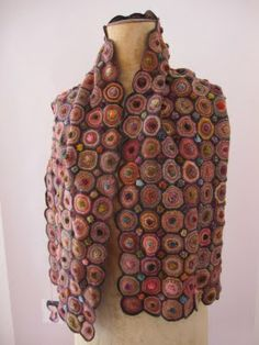 Sophie Digard shawl