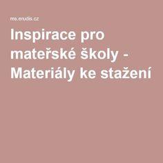 Pavlova, Kindergarten, Preschool, Teaching, Activities, How To Plan, Education, Kids, Program