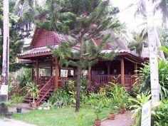 Ko Samui 2004 Bophut Resort Shades früher Ziggy Stardust