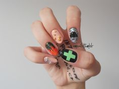 Marry The Night - Lady Gaga  (facebook) (more gaga nails) (littlemonsters) (twitter)