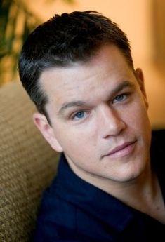Great Looking Sweet Man--Matt Damon Matt Damon Ben Affleck, Matt Damon Jason Bourne, Hot Actors, Actors & Actresses, Hollywood Actresses, Lucky Smith, Clint Eastwood, Movie Stars, Handsome