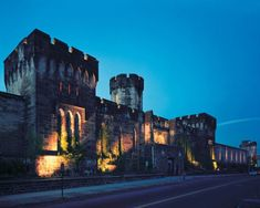 A Night Inside The Most Haunted Penitentiary On The East Coast Isn't For The Faint Of Heart