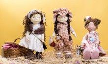 Curso online de Bonecas esculpidas em fibra de acrílico