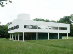Villa Savoye 6