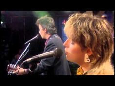 """John Prine - """"Speed of the Sound of Loneliness""""  Duet with ex-wife, Rachel This is such a pretty song - great harmony."""