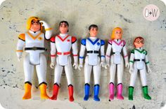 Vintage Voltron Defenders of the Universe