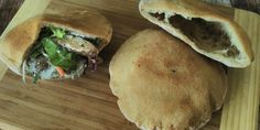 Cs. Rostt. Pita 3db Hot Dog Buns, Mexican, Bread, Vegan, Ethnic Recipes, Food, Brot, Essen, Baking