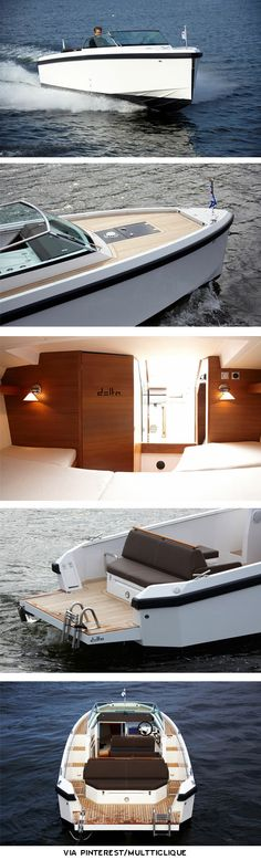 Delta 26 Open #design #iate #ship #luxury