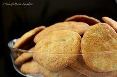 Manufaktura Smaków: Ciasteczka bananowo - cynamonowe