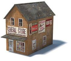 free model buildings