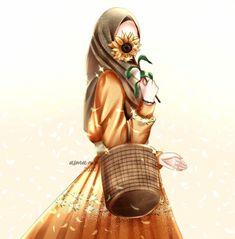 Muslim Girls Photos, Girl Photos, Princess Art, Princess Zelda, Your Name Anime, Hijab Drawing, Profile Picture For Girls, Profile Pictures, Islamic Cartoon