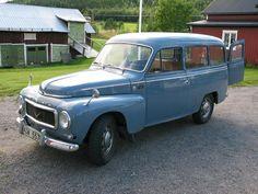 VOLVO PV 444/544