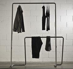 surya graf - hangman clothing rack