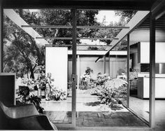 Lamel House, 1953 Pierre Koenig, Los Angeles
