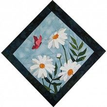 Daisy Wall Hanging Pattern by, England Design Studios