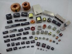 Various Types of Electronics Components Electronics Online, Cool Electronics, Electronics Components, Electronic Devices, Arduino, Make It Simple, Cool Stuff, Uni, Knowledge