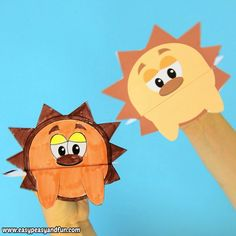Printable Hedgehog Puppets - Easy Peasy and Fun, Easy fun Hedgehog Peasy printable Pup .Printable Hedgehog Puppets - Easy Peasy and Fun, Easy fun Hedgehog Peasy printable 48 super autumn handicrafts for children - Easy Fall Crafts, Animal Crafts For Kids, Dog Crafts, Fall Crafts For Kids, Paper Crafts For Kids, Preschool Crafts, Diy For Kids, Diy And Crafts, Handmade Crafts