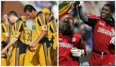 Zimbabwe smashed Australia by 3 wickets