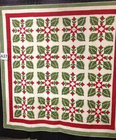 691 best Antique applique quilts