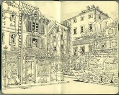 'Cianti From Above' by Mattias Adolfsson