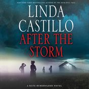 I just finished listening to After the Storm: A Kate Burkholder Novel (Unabridged) by Linda Castillo, narrated by Kathleen McInerney on my #AudibleApp. https://www.audible.com/pd?asin=B00XZ1MWPW&source_code=AFAORWS04241590G4
