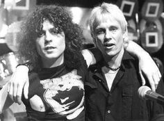 Image result for marc bolan david bowie