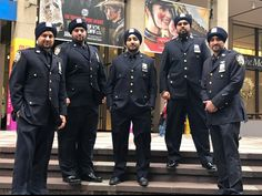 The NYPD just made turbans part of their official police uniform -   Sikh officers in the New York Police Department (NYPD) will now be allowed to wear their turbans while on duty.   A navy blue turban with a badge wi... See more at https://www.icetrend.com/the-nypd-just-made-turbans-part-of-their-official-police-uniform/