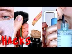 6 super easy makeup hacks