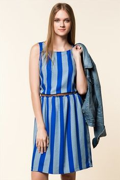 Mavi Elbise  | Trendyol