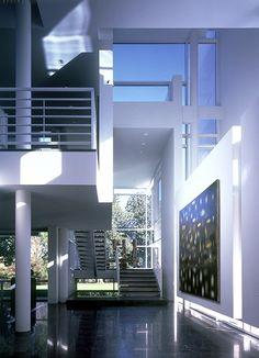 Rachofsky House – Richard Meier & Partners Architects