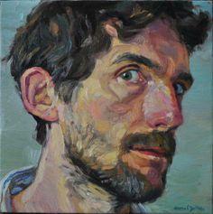 Autoportrait by Armel Jullien