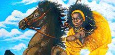 Yennega, la svelte était une princesse légendaire, la mère de la nation mossi. Elle était brave, indépendante, intrépide. Elle était l'archétype du féminisme africain. Yennega nait à Gambaga dans le nord de l'actuel Ghana au XIIeme siècle. Son père Nedega...
