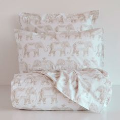 ELEPHANT PERCALE BEDDING - Bedding - Bedroom - Home Collection   Zara Home United States of America