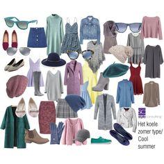 Koele zomer type/ Cool summer